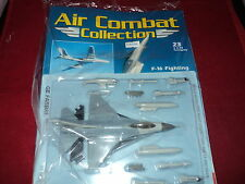 Air Combat - G E Fabbri - Issue 23 - Lockheed Martin F-16 Fighting Falcon