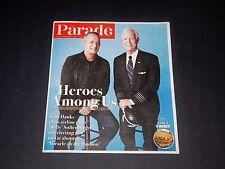 Parade Magazine Sep '16 Issue Sully Movie Preview - Tom Hanks NEW