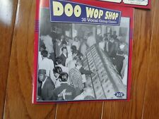 Doo Wop Shop CD Ace 1992 30 Great Artists and Oldies