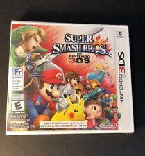 Super Smash Bros for Nintendo 3DS (3DS) NEW