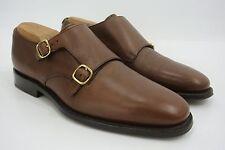 Church's Custom Grade George Brown Double Monk Monkstrap Shoes 002 Last 7 F EUC