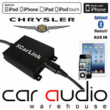 Chrysler Crossfire 04-07 Infinity Audio System iPhone 4 5 6 7 Interface Adaptor