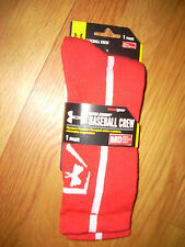 NWT Under Armour Baseball PRO Stability SOCKS 6-8 Shoes Mens GOLF TENNIS F/S M
