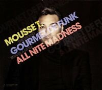 MOUSSE T. - GOURMET DE FUNK/ALL NITE MADNESS 2 CD BOX SET NEU