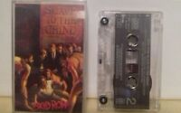SKID ROW SLAVE TO THE GRIND CASSETTE GERMANY ORIGINAL Hard Rock Glam Heavy Metal