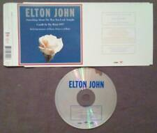 CD Elton John Something About The Way You Look Tonight/Candle In The Wind 97(S1