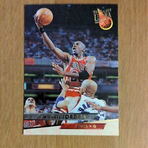 Michael Jordan 1993-94 Fleer Ultra #30