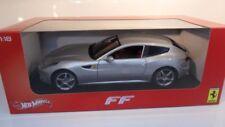 Ferrari FF 1:18 silber Hot Wheels Mattel Heritage X5525 Heritage Serie (E550)