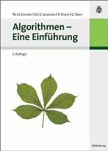 Algorithmen - Eine Einführung | Buch | Zustand gut