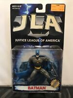 New Sealed DC Kenner Hasbro JLA 1999 Batman Action Figure Justice League Vintage