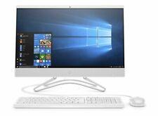 """HP 24-f0025na 24"""" All-in-One Desktop PC i7-8700T 8GB 2TB + 128GB SSD W10 5EV11EA"""