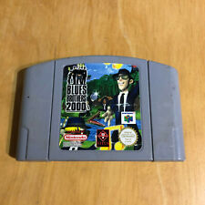 N64 Nintendo 64 Game - Blues Brothers 2000