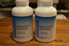 Lot of 2 NEW - Solimo Men's One Daily Multivitamin Multimineral, 365 Tablets