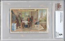 1912 Hartwig & Vogel JOHANNES GUTENBERG #5 BVG 5 EX Printing Press Inventor