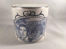 Adams Pottery 1981 Royal Wedding Charles & Diana Money Box