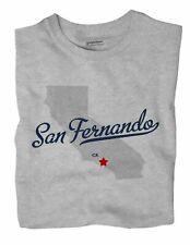 San Fernando California CA Calif T-Shirt MAP