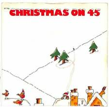 """Holly And The Ivy's - Christmas On 45 - 7"""" Record Single"""
