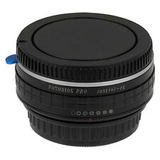 New Fotodiox Pro Lens Mount Adapter, Sony Alpha A-mount Lens to Pentax K Camera