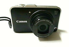 CANON POWERSHOT SX230 HS 12.1MP 14x ZOOM DIGITAL CAMERA