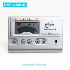 ENO EMT-888GB 3in1 electronic Metro-Tuner Chromatic, Guitar, Bass