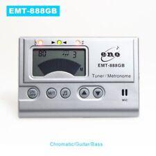 ENO EMT-888GB 3in1 electronic Metro-Tuner Chromatic, Guitar, Bass
