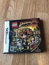 LEGO Indiana Jones: The Original Adventures (Nintendo DS, 2008) Works VC2