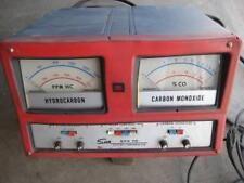 sun  electric epa 75, atlas aet 330,u912  gas analyzer service  man pdf book cd