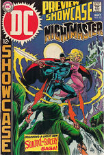 SHOWCASE #82 !st appearance of Nightmaster (1969) DC Comics FINE+