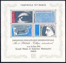 "FRANCIA 1975 ""Arphila' 75""/Eye/CERES/Statua M/S (n30479)"