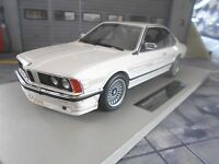 BMW 6er Reihe B7 E24 Alpina Tuning LS029A weiss wh LS Collectibles Resin Hi 1:18
