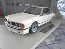 Bmw serie 6er b7 e24 alpina tuning ls029a blanco WH ls Collectibles resin Hi 1:18