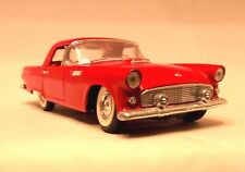 Vintage 1955 Ford Thunderbird Convertible DieCast Model Car 1:18 Scale 1/18