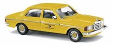 Busch 46867, Mercedes W 123 Deutsche Post, H0 Fahrzeug Modell 1:87