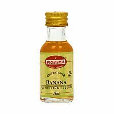 PREEMA aromatisants essence bouteille 28 ml Saveur (Banane) - Long. expiration. ...
