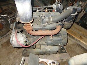 isuzu c201 thermoking diesel engine