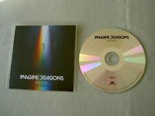 IMAGINE DRAGONS Evolve promo CD album