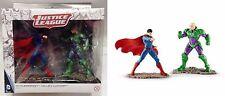 DC COMICS JUSTICE LEAGUE PLAYSET # 14 SUPERMAN VS LEX LUTHOR 22541
