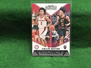 COLLIN SEXTON. 2019-20 Contenders Draft Picks Legacy Insert Card #28. Cavaliers