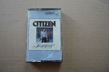 CITIZEN SEX AND SOCIETY ULTRA RARE NEW SEALED CASSETTE TAPE!