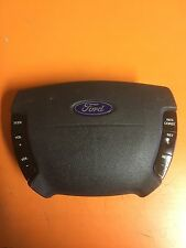 Ford BA BF Falcon FPV XR SR XT Fairmont steering wheel air bag & controls.VGC