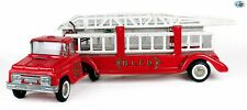 Awesome American Vintage BLFD Buddy L NO 3 Fire Engine Toy Truck