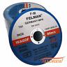 125mm x 1mm Extra Thin Cutting Slitting Discs 5'' Angle Grinder METAL INOX Pk 10