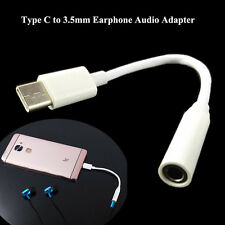 USB 3.1 Type-C to audio 3.5mm Headset Cable Convertor FOR LETV, LE ECO2