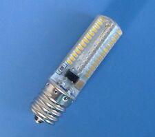 E17 Intermediate 9w 104 3014 SMD LED light bulb Lamp 110/220V Pure/Warm White