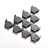 10PCS CR2032 2032 3V Zellen Münzen Batterie Einfaßungs Halter Fall BCDE