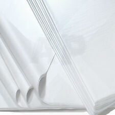 More details for 500 sheets of white acid free tissue paper fast free delivery