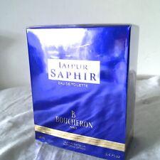 Boucheron Jaipur Saphir vintage