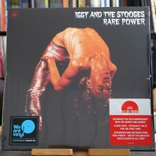Iggy And The Stooges - Rare Power / LP, DL, limited RSD Black Friday 2018