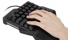 One-Handed Mechanical Keyboard Left Hand Game Keypad **UK FAST POST**