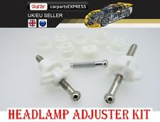 CADILLAC FULL FRONT HEADLAMP / HEADLIGHT ADJUSTER KIT SCREW BUSH CLIP FULL KIT